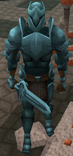 Animated Rune Armour Bestiary Tipit Runescape Help The