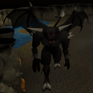 Black Demon Bestiary Tipit Runescape Help The Original