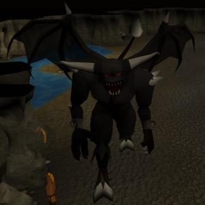 Black Dragon Ring Quest