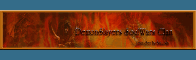DemonSlayers SoulWars Clan