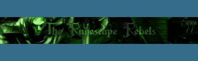 The Runescape Rebels