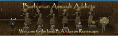 Barbarian Assault Addicts