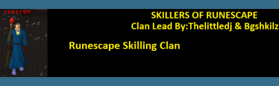 Skillers of Runescape