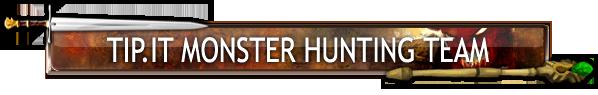 Tip.It Monster Hunting Team