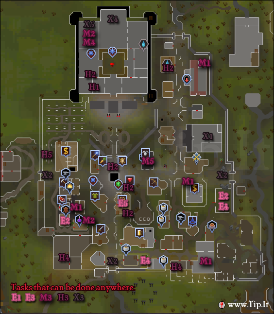 how to get to falador from varrock
