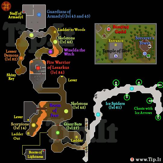 Temple of Ikov - Quests :: Tip It RuneScape Help :: The Original