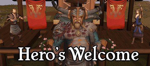 a heros welcome runescape