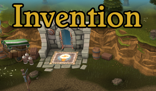 Invention Guide Pages Tipit Runescape Help The Original