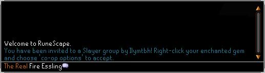 Slayergroupinvitation