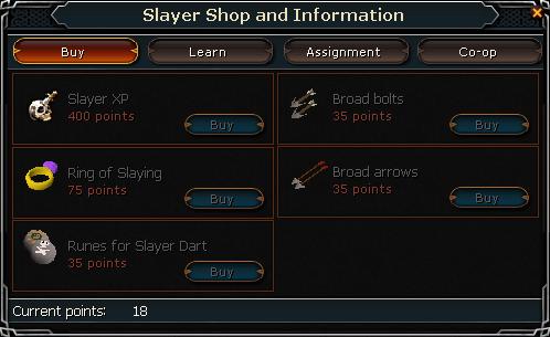 SlayershopBuyguide