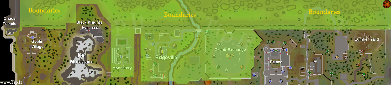 runescape world map free