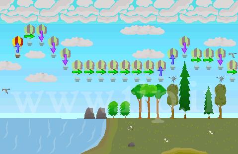 Castle Wars - Mapa Dois