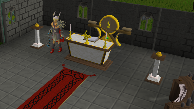 Redecorating house runescape wiki