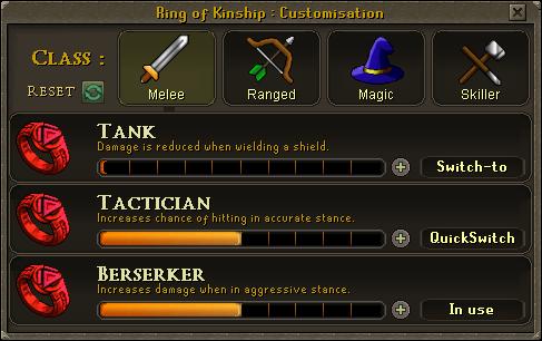 Personalização anel