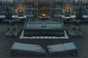 DG Altar Oração de turismo