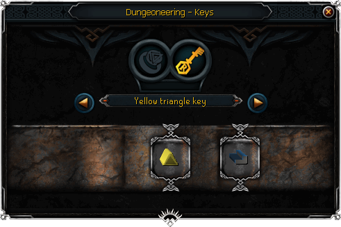 Dungeon Keybelt