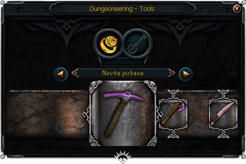 Dungeon Toolbelt