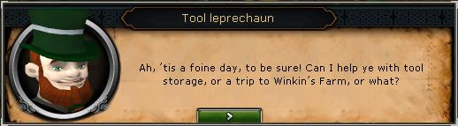 Farm Leprechaun