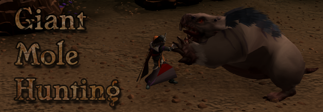 Mole Hunting Pages Tipit Runescape Help The Original