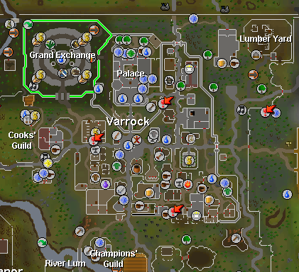 The Grand Exchange - Pages :: Tip It RuneScape Help :: The