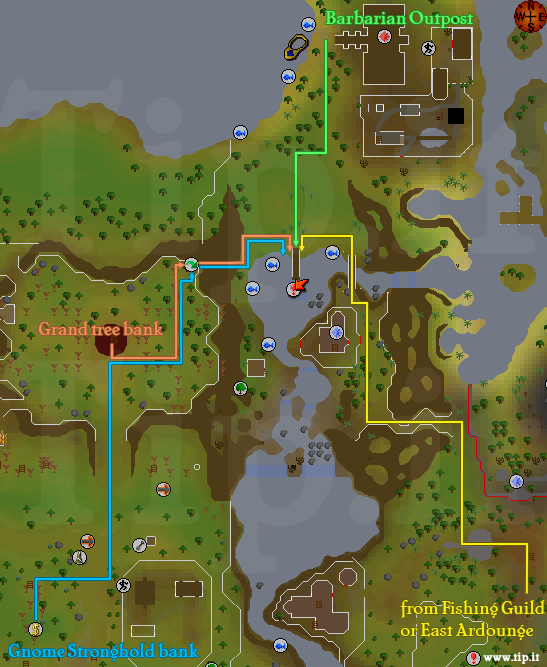 Rs Fairy Ring Map