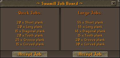 Wc Sawmilljobboard