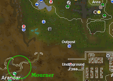 Mournings Ends Part 1 Quests Tipit Runescape Help The