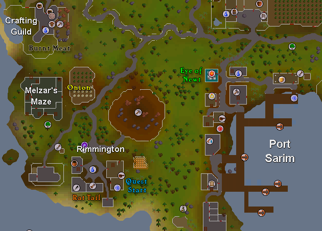Crafting Potion Osrs