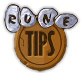 Welcome to Rune Tips, the first ever RuneScape help site. We aim to offer skill guides, quest guides, maps, calculators, informative databases, tips, and much more to help you get the most from the Massive Online Adventure Game, RuneScape, by Jagex Ltd © 2014.