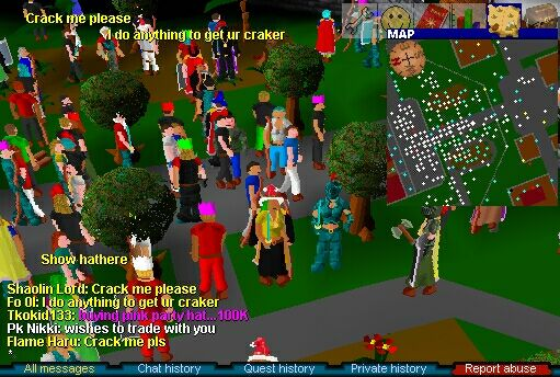 Party Hat Duplication Day Times Tip It Runescape Help The